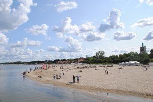 Ostseestrand bei Sopot